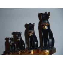 Estatuas Egipcias Bastet / Gata Diosa /