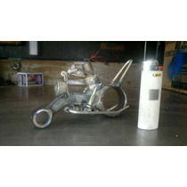 Moto Artesanal !! 100%100 Artesania De Taller