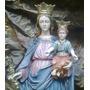 Imagen Religiosa Estatua María Auxiliadora 60 Cm