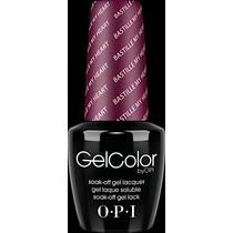Gelcolor Opi Soak Off - Bastillie My Heart - Import Usa