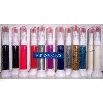 Set 12 Esmaltes Liners 7ml C/u Nail Art Deco Uñas Flores