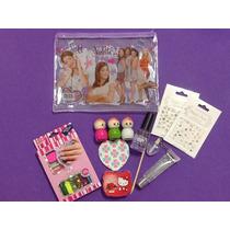 Kit Para Nenas Decoracion De Uñas