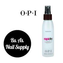 Opi Rapidry Spray - Secador Rapido De Esmalte De Uñas