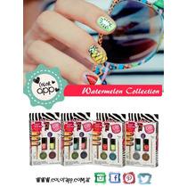 Mini Coleccion Esmaltes Set Manicuria Nena Color App