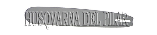 Espada Barra Motosierra Husqvarna 61/365/268/372 18 Pulgadas