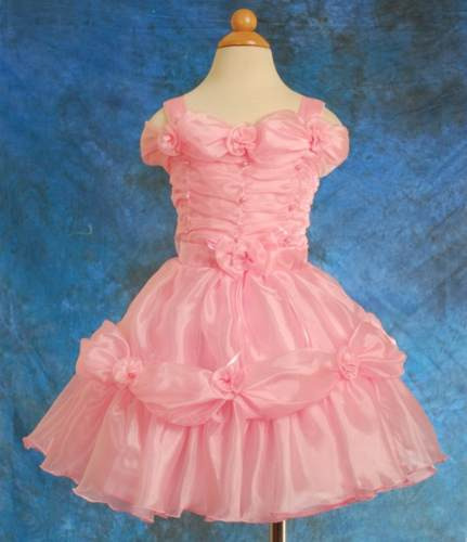 Espectacular Vestido De Fiesta Para Niñas De 10 A 12 Años ...