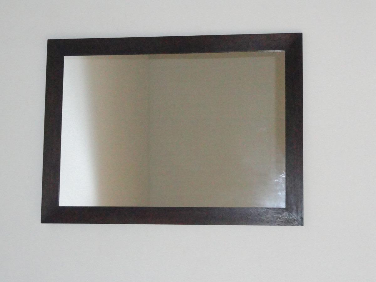 Espejos para banos dise os arquitect nicos for Espejos decorativos con marco de madera