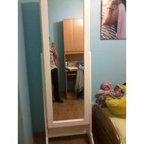 Espejo De Pie Con Mueble Incluido