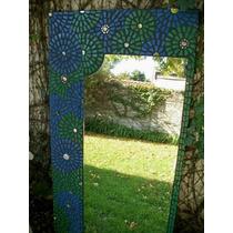 Espejo Técnica Mosaico, Venecitas