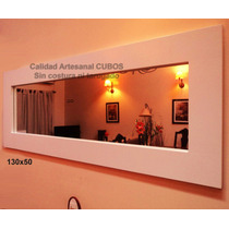 Espejo 130x50 Alta Calidad Living Comedor Escritorio Oferta!
