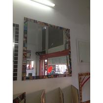 Cuadro+espejos Decorado Medida 60x53(consultar Otras Medida)