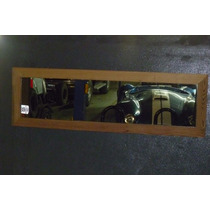 Espejo Marco Pinotea 1,50 X 0,50 Mts