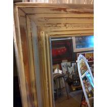 Espejo Con Marco De 7 Cm Decapado 162x62cm Super Oferta!!!!