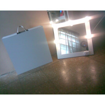 Espejo Con Luces De 50 X 50 Todoespejos