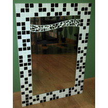 Espejo Con Venecitas - Diseño Exclusivo
