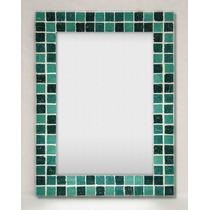 Espejo Con Venecitas 30x40cm / Baño, Living, Comedor