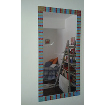 Espejos Con Venecitas De Primera 40x60cm