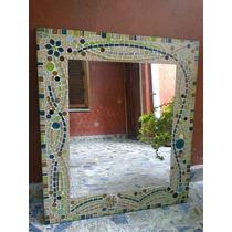 Espejo Venecitas Diseño Y Decoracion 70x80