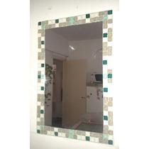 Espejos Con Venecitas De Primera 50cmx70cm