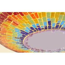 Espejo Redondo Arcoiris 50cm