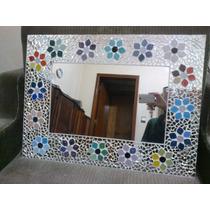 Espejo Venecitas Y Espejitos Decoracion
