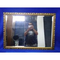 Espejo Biselado Frances 88 X 61 Estilo Antiguo