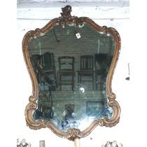 Antiguo Espejo Frances