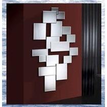 Espejos Cuadrados Kit 15 Unidades Todoespejos