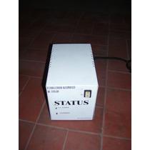 Estabilizador De Tension Status Usado 110/220