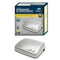 Estabilizador Tension Computadora Cpu 1000w Hasta 2 Pc