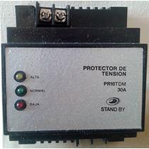 Protector Hogar Alta Y Baja Tension Y Descargas Atmosfericas