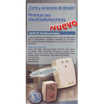 Protector Tension Para Heladeras, Tv, Freezer, Aires, Split