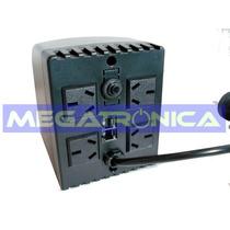 Estabilizador Automatico De Tension 1000 Va 4 Tomas C/protec