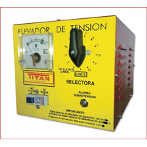 Elevador Manual De Tension 5 Kva 5kw Estavilizador