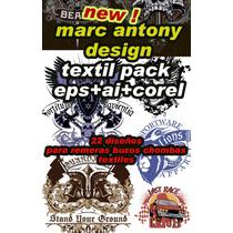 Diseños Textiles Para Remeras Buzos Chombas Etc