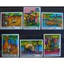 Guinea, Serie 6 Sellos Cuentos Infantiles 68 Mint L5981