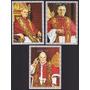 Zaire 1979 Papas 3 Hb Mint !....scott 918-920