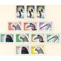 Guinea Serie Completa X 15 Sellos Nuevos Fauna = Aves 1962