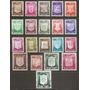 Israel Escudos De Armas Serie Yvert 271/86 Año 1965