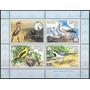 Fauna - Protección De Aves - Bielorrusia - Block Mint (mnh)