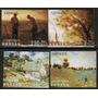 Bhutan 1968 Primer Estampilla Impresa En Cartón Texturado