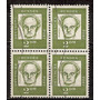 Alemania Federal Cuadro Catálogo Michel$$ Usada Año1961-3#