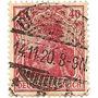 Alemania Imperio 40p Catalogo Yvert Nº123 Año 1920
