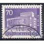 Berlin 1956-63 Yv 134 Usada V Catálogo ¿ 20,00 Arquitectura