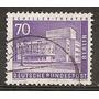 Alemania Berlín Año1956 - 1v. N°134 Usada Cat..u$s26.-