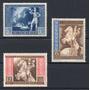 Reich 1942 Mi 820-22** / Yv 744-46 Mint ( M N H)