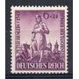 Reich 1942 Mi 819** Yv 743 Mint Peter Henlein Relojería