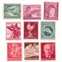 Alemania Tercer Reich 1940-1943 * 9 Estampillas *