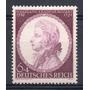 Reich 1941 Mi 810** Yv734 Mint 150 Años Muerte Mozart Música