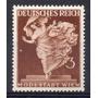 Reich 1941 Mi 768* Yv 692 Nuevo Alegoría De La Moda